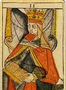 La Papesse Tarot