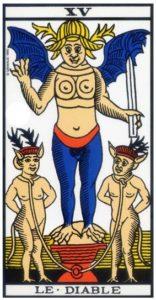 Le Diable Tarot