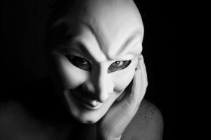 The devil is a narcissistic pervert