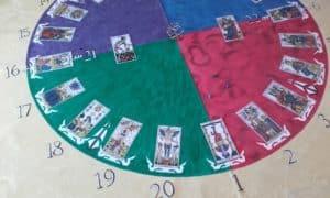 Tarot de Marseille avec date de naissance , Tirages Tarot 1