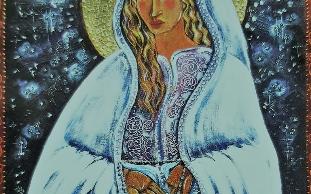 Notre Dame des Eaux Sacrées