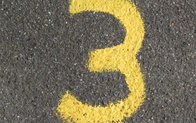 Numérologie – Signification du chemin de vie 3