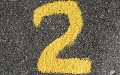 Numérologie – Signification du chemin de vie 2