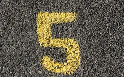 Numérologie – Signification du chemin de vie 5