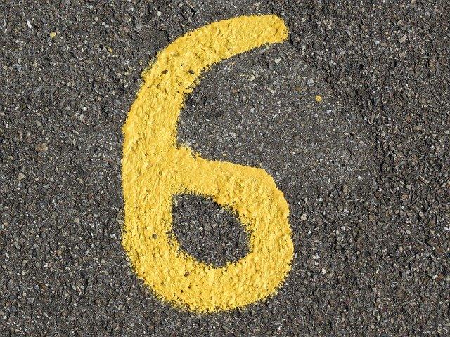 Numérologie – Signification du chemin de vie 6